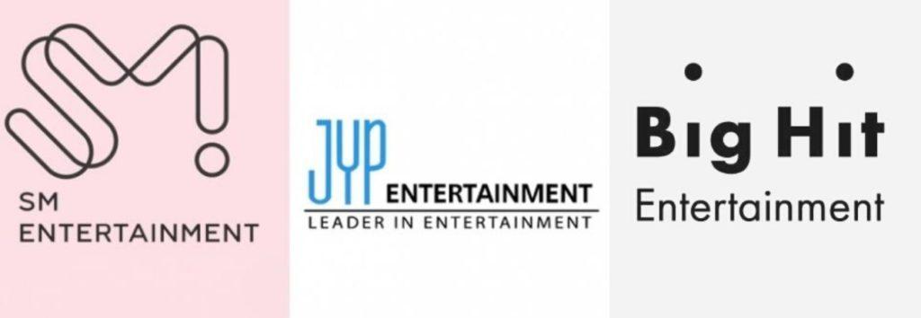 JYP, Big Hit y SM revelan la nueva locación de sus respectivas oficinas