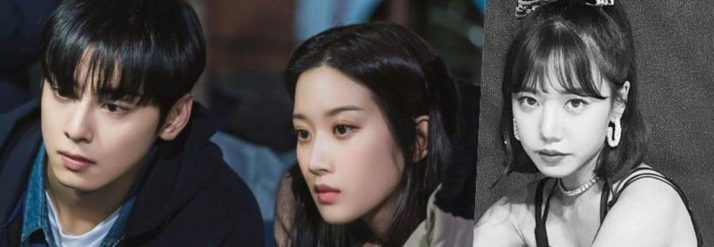 Namjoo de Apink apoya de esta forma a sus amigos Cha Eun Woo y Moon Ga Young