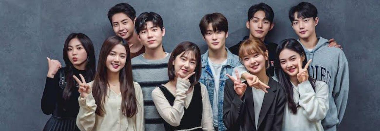 Estos cinco ídolos de K-pop harán su debut como actores este año y no puedes perdértelo