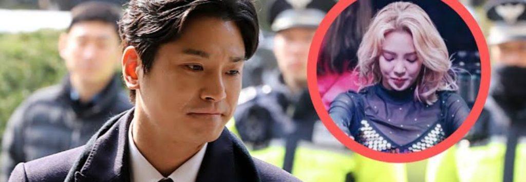 Denunciante del caso 'Burning Sun' envia un fuerte mensaje a Hyoyeon de Girls' Generation