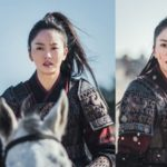 "KBS revela imágenes de Kim So Hyun en el drama histórico ""River Where the Moon Rises"""