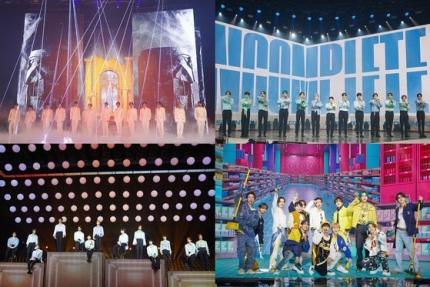 Concierto en línea de SEVENTEEN tuvo la asistencia de fans de 122 países