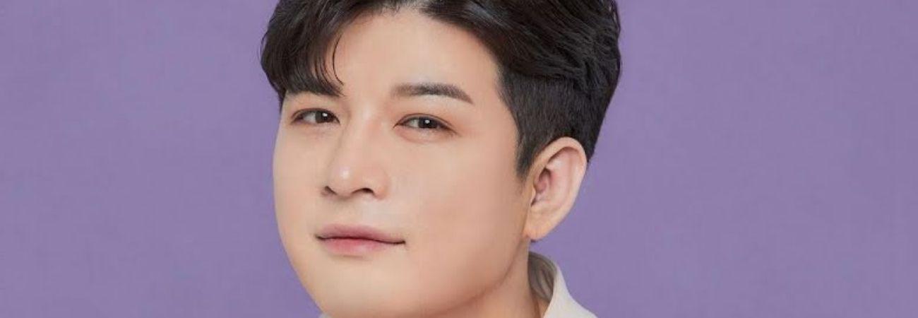 Shindong de Super Junior presume su nueva imagen después de perder 37 kilos