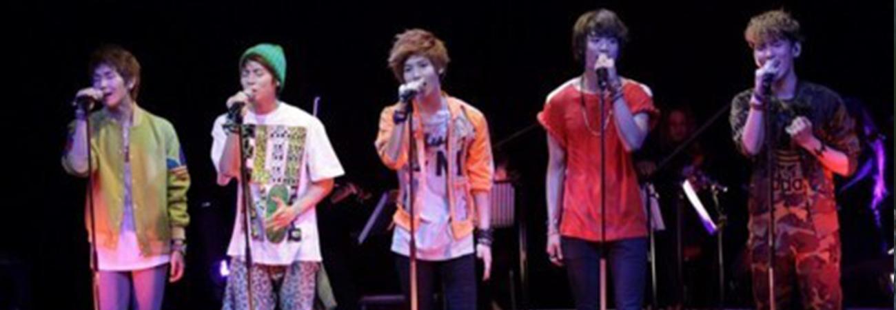 SHINee el primer y único grupo de Kpop en actuar en los Abbey Road Studios