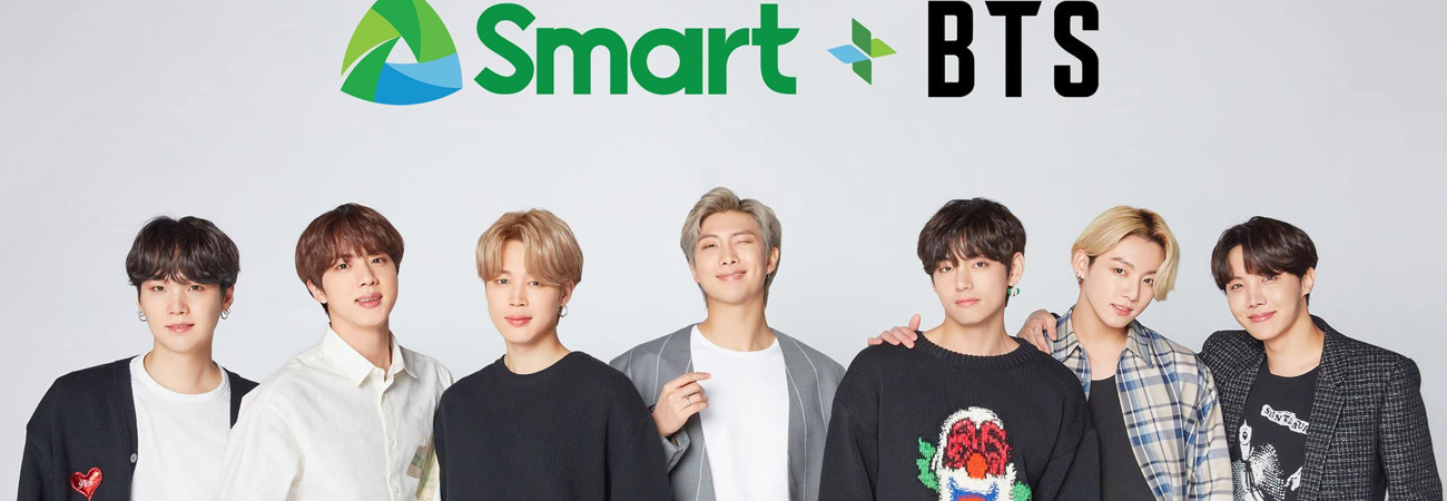 Smart Communications, Inc. explica porque decidió utilizar a BTS como su embajadores