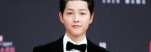 Song Joong-ki hizo una donación de 100 millones de wons para combatir el Covid-19