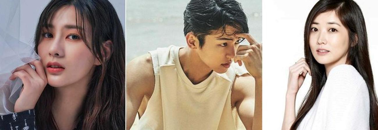 Hayoung de Apink, Kang In Soo y Choi Jung Won protagonizaran el dorama Starting Point of Dating