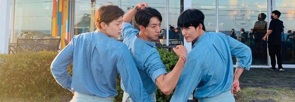 """Nuevo drama """"Summer Guys"""" anuncia fecha de lanzamiento mundial"""