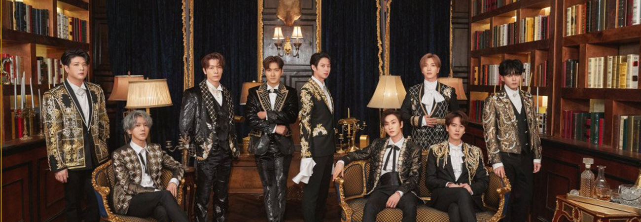 Super Junior da nuevos detalles de su próximo álbum 'The Renaissance'