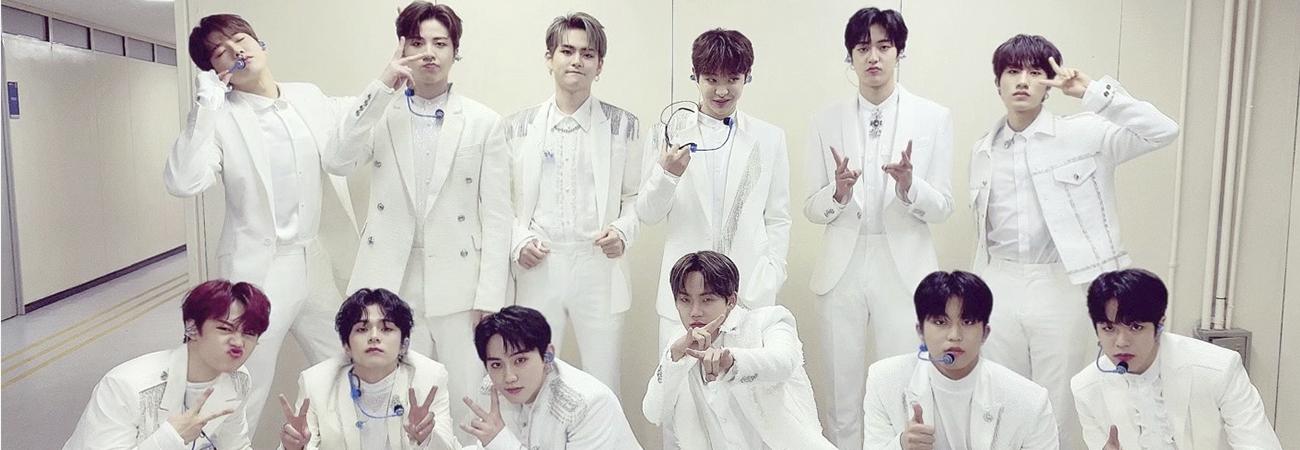 TREASURE arrasó como 'Novato del Año' en los 30th Seoul Music Awards