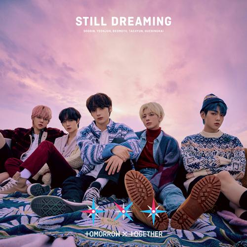 TXT encabeza la lista de Oricon Chart en Japón con 'Still Dreaming'