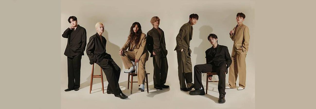 O grupo mais visual do Kpop! Conheça WOW, composto por modelos e atores
