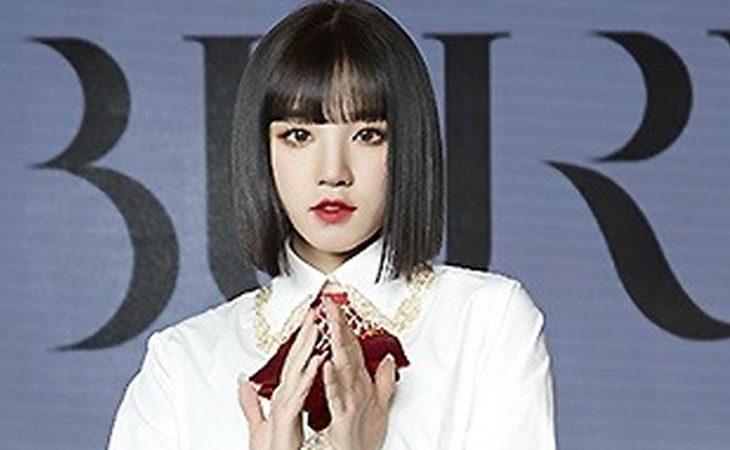 Netizens preocupados por la disculpa que realizo Yuqi de (G)I-DLE
