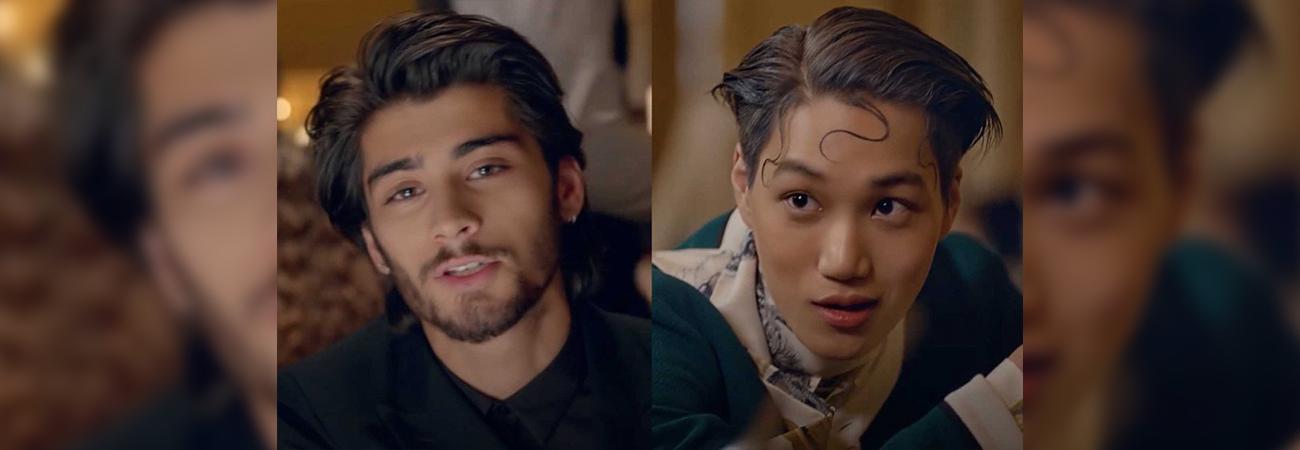 A colaboração de Zayn Malik e Kai do EXO? Fãs lançam projeto de streaming
