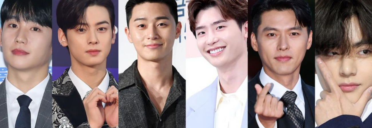 Revista japonesa '25ans' elige a las estrellas masculinas coreanas que tiene el rostro perfecto
