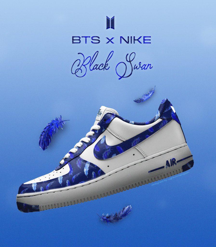 BTS x NIKE la colaboración soñada de ARMY