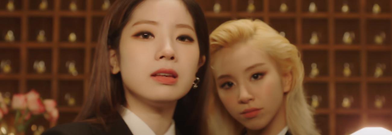 Dahyun y Chaeyoung de TWICE le dan un toque lindo a su versión de 'Switch to Me'