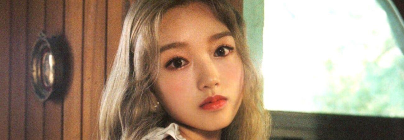 Gowon de LOONA revela cómo se sintió antes de su debut en el grupo