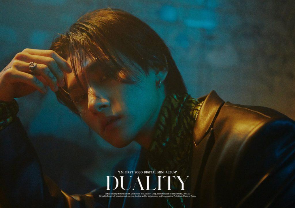 I.M de MONSTA X comparte nuevas fotos concepto para 'DUALITY' después de su controversia