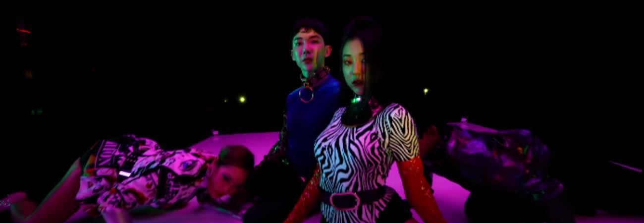Jo Kwon y Seung Yeon de CLC realizan dance cover de 'Midnight Sky' de Miley Cyrus