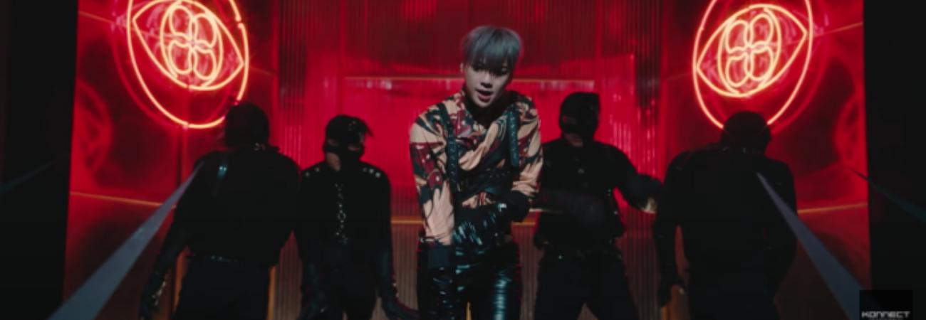 Kang Daniel hace su regrego con el dramático MV de 'Paranoia'