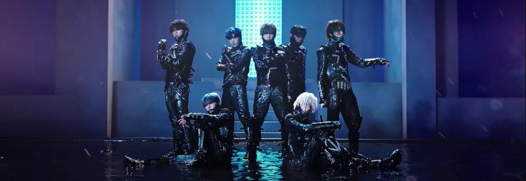 KINGDOM realiza su esperado debut con reyes en su MV Excalibur
