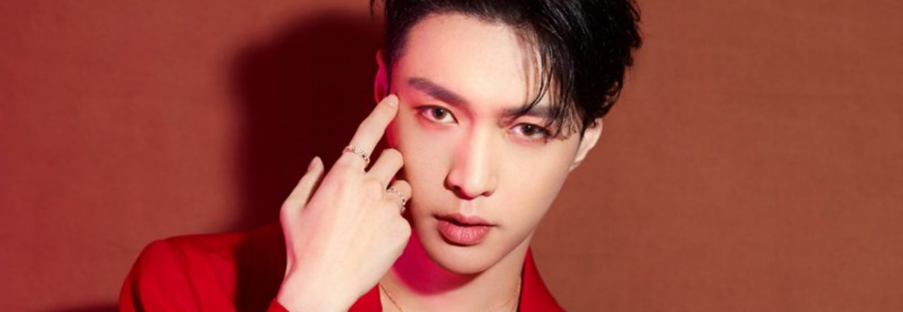 LAY do EXO lança seu novo álbum especial 'PRODUCER'