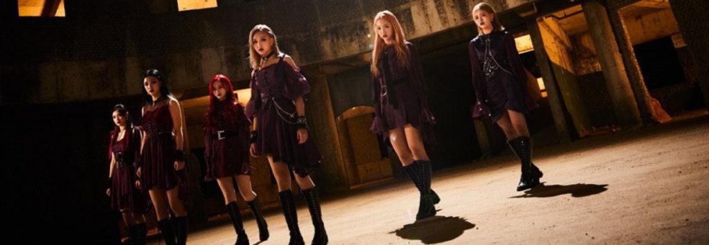 El nuevo girl group PIXY revela foto conceptual para WINGS