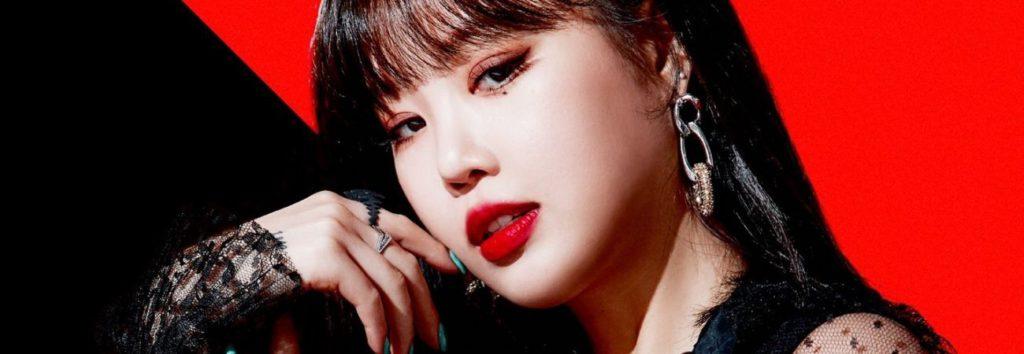 Fans descubren que Soojin de (G) I-DLE es la nueva modelo de la marca Peripera