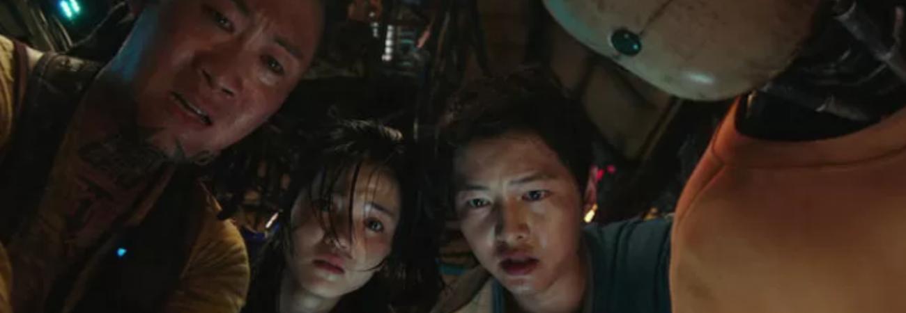 La película 'Space Sweepers' tendrá una segunda temporada