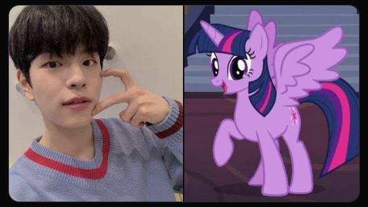 Seungmin – Twilight Sparkle