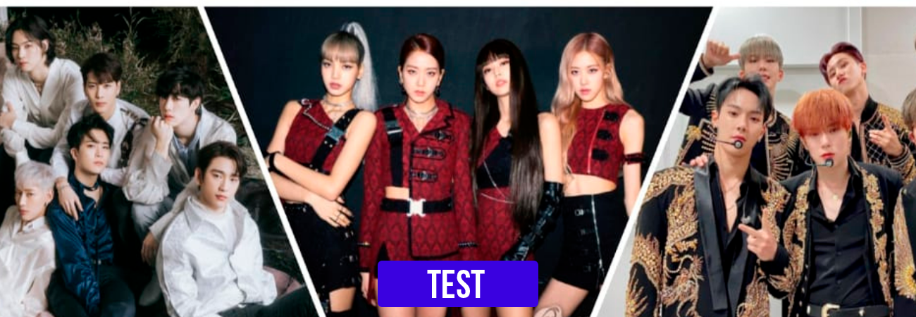 TEST: ¿Qué grupo de K-pop serías según tu mes de nacimiento?