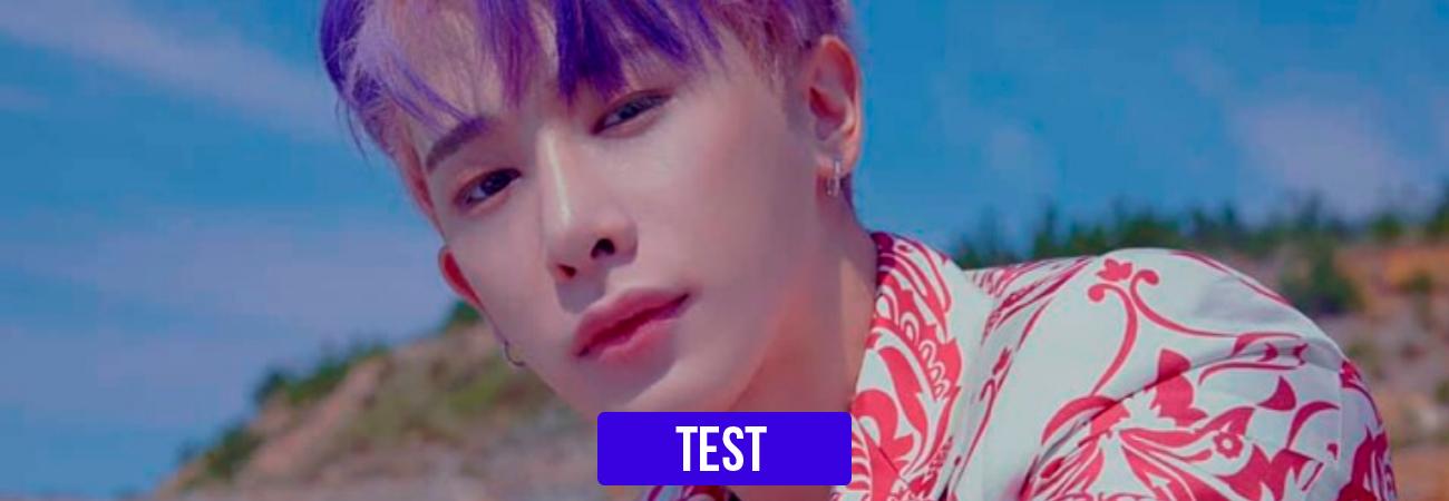 TEST: ¿Qué tanto conoces a Wonho?