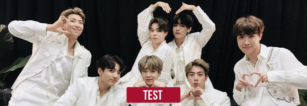 TEST: ¿Qué canción de BTS dedicaras en este San Valentín?
