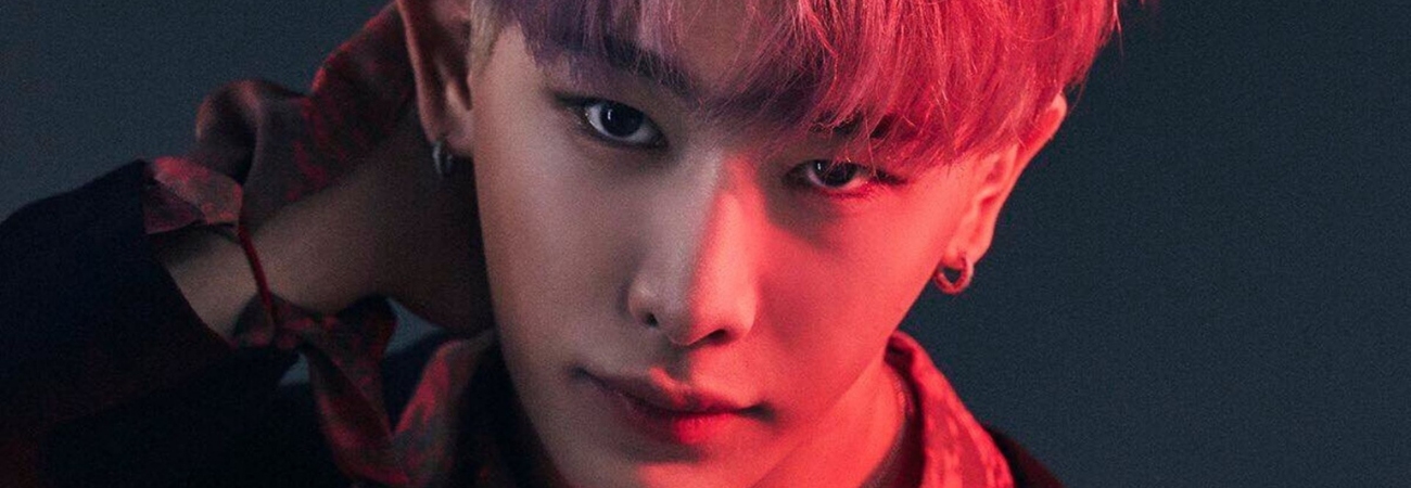 Wonho revela calendario de regreso para 'Love Synonym' parte 2 (Right for Us)