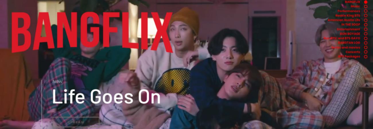 'Bangflix' é a plataforma mais popular entre os fãs de BTS