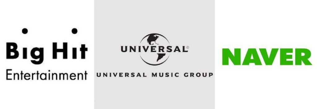 ¿Te imaginas a Maroon 5 y Rihanna en Weverse? Big Hit y Naver se unen a Universal Music Group