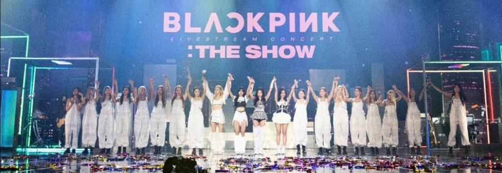 """¿En qué países vieron más BLACKPINK """"THE SHOW""""? YG revela la respuesta"""
