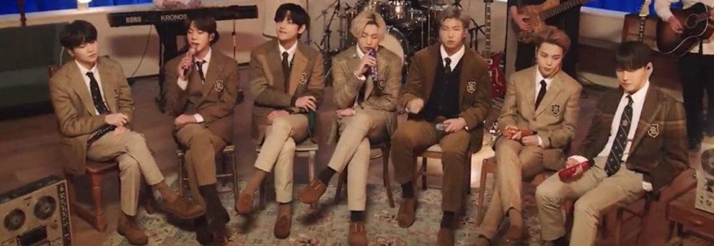 SBS transmitirá la presentación de BTS en los MTV Unplugged