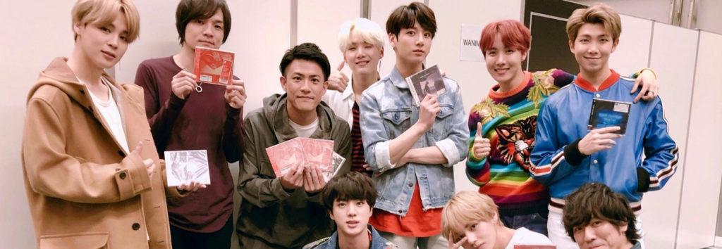 Back Number habla de su colaboración con BTS para el OST Film Out