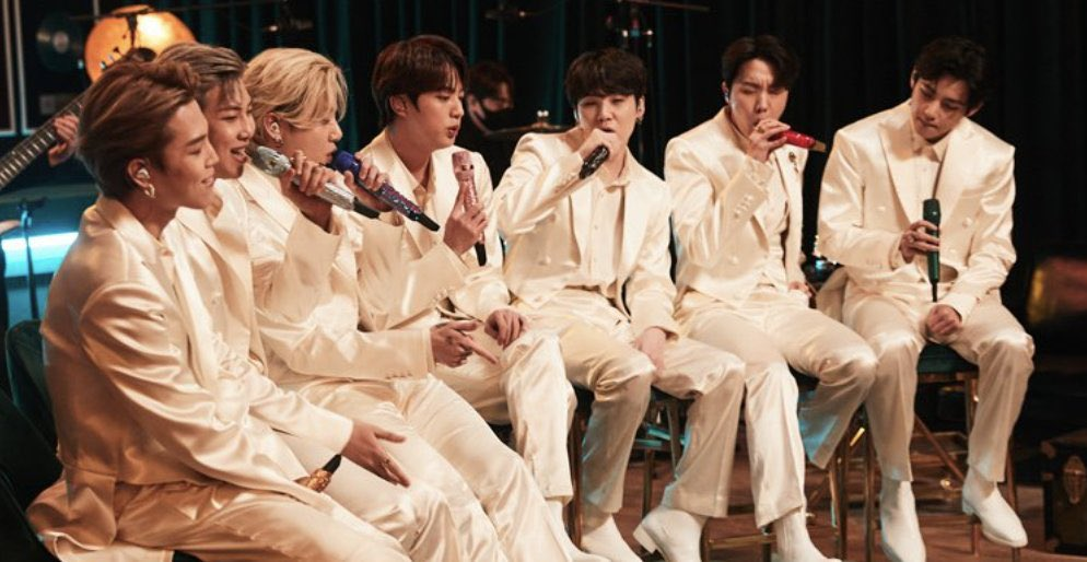 BTS se presentará en 'MTV Unplugged Presents'