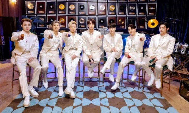 BTS recibe comentarios racistas después de su presentación en MTV 'Unplugged'