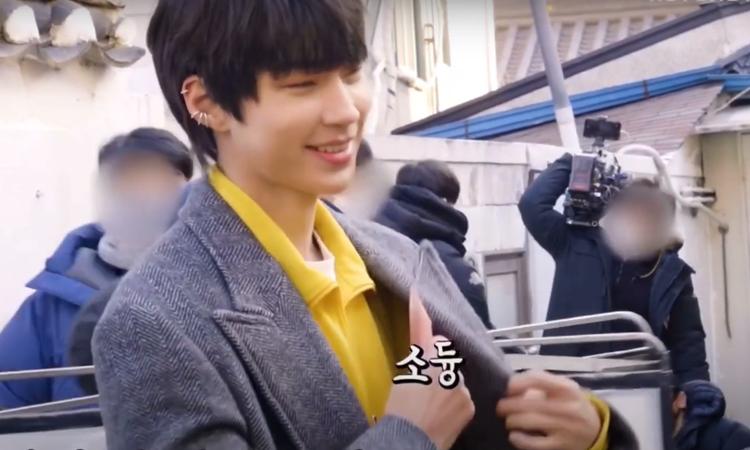 Moon Ga Young habla sobre la carta que le dio a Hwang In Yeop