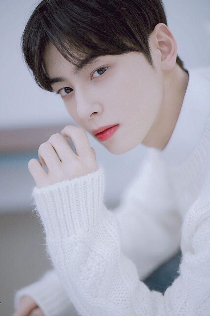Cha Eun Woo do ASTRO