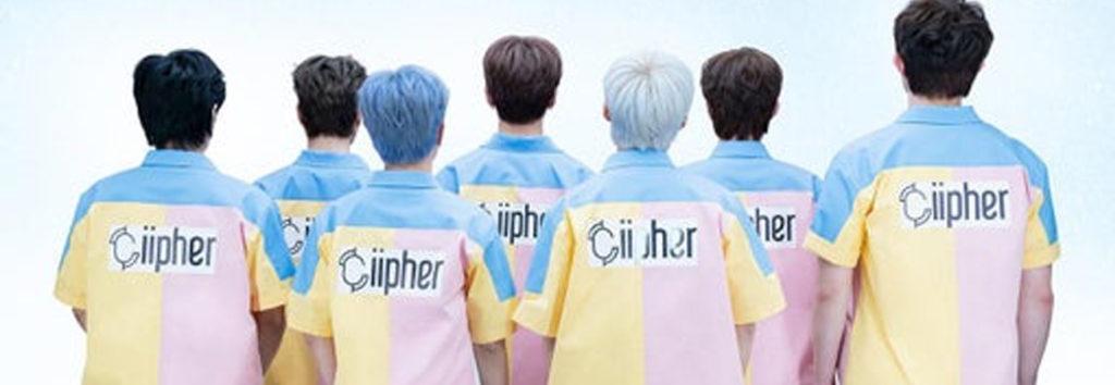 "CIIPHER lanza su poster debut titulado ""Won't Feel Small """
