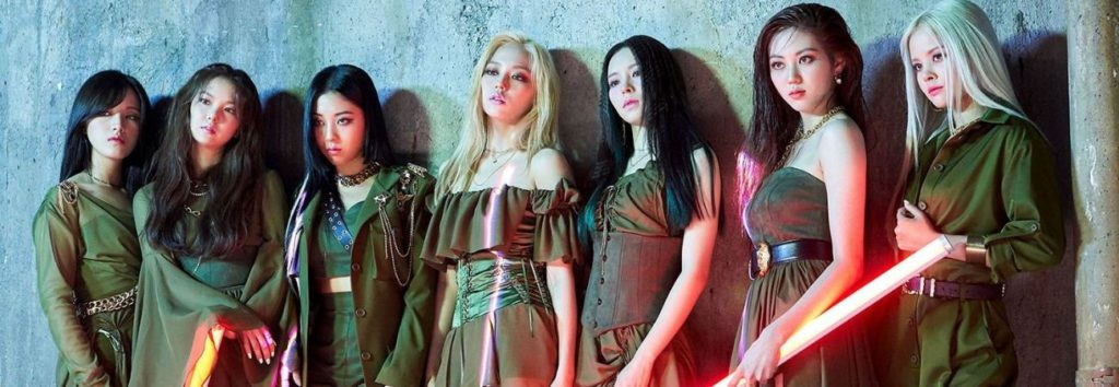 El grupo femenino CLC ahora es un grupo de 6 integrantes