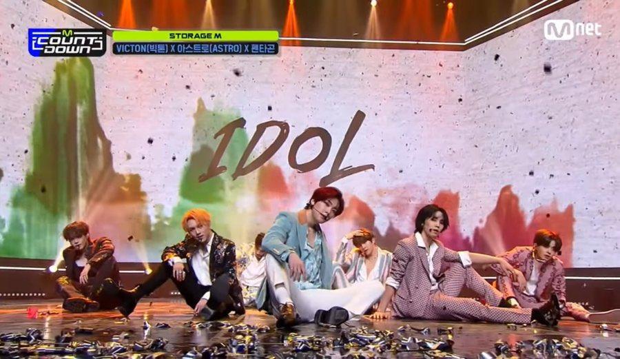 VICTON, ASTRO y PENTAGON realizan un enérgico cover de 'IDOL' de BTS
