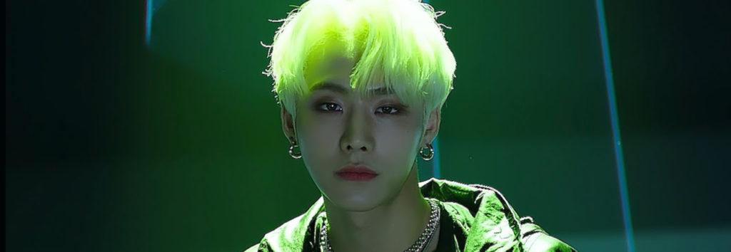 Douhyun de Mirae Boy nos revela su video de introducción en los escenarios del kpop