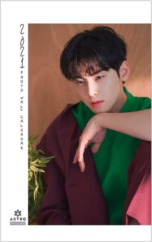 Revista Prime de Japón califica a Cha Eun Woo de ASTRO como el 'genio coreano'