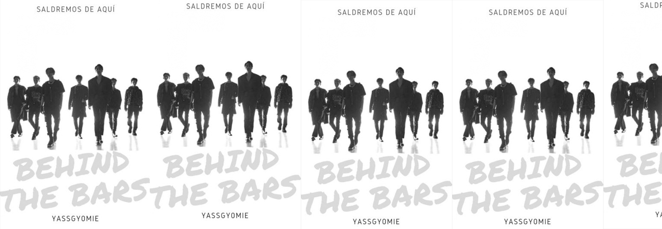 Fanfic: Behind the bars (Super M) Prologo